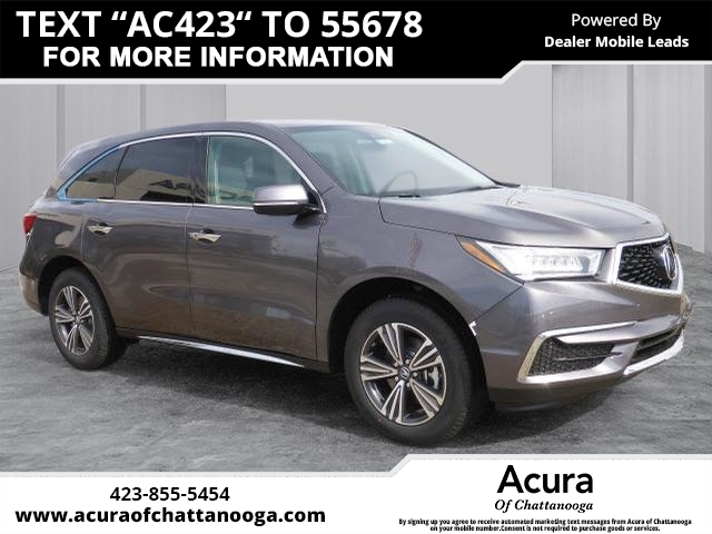 new 2017 acura mdx sh awd sh awd 4dr suv in chattanooga. Black Bedroom Furniture Sets. Home Design Ideas